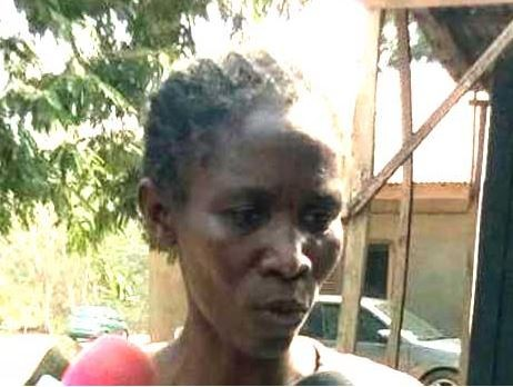 The Osun State Command of the Nigeria Security and Civil Defence Corps (NSCDC) in Osun State has arrested one Victoria John for allegedly burning the hand of her nine-year-old granddaughter for stealing.